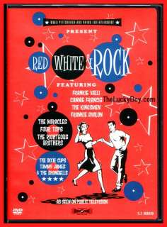red white rock dvd from rhino video the pbs network this offering is