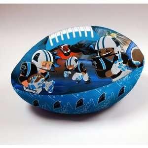 Carolina Panthers NFL Football Rush Pillow