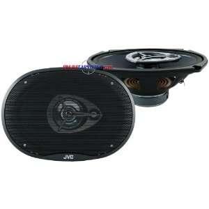 JVC   CS V6935   Full Range Car Speakers Electronics
