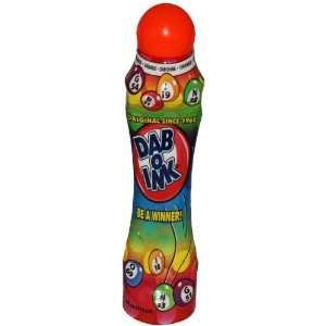 4 oz Bingo Dauber   Orange (1 per package) Toys & Games