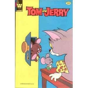 TOM and JERRY #337: Books