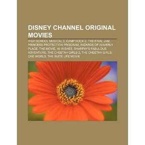 Disney Channel Original Movies High School Musical 2, Camp Rock 2