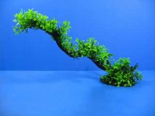 3D Aquarium PLASTIC PLANTS 23L   Ornament fish Decor