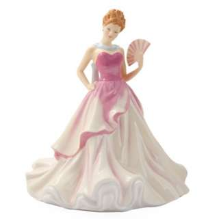 Royal Doulton Pretty Ladies Seasons Figurine Summer Ball