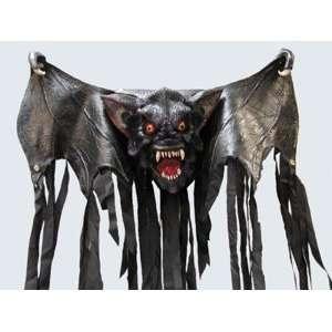 Vampire Bat Door Hanger Prop:  Home & Kitchen