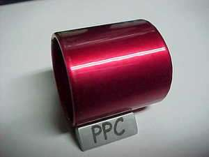 1lb Powder Coat Coating Candy Red Topcoat
