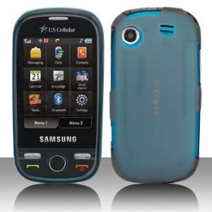 Samsung Messager Touch R630 Transparent Smoke Cover Hard