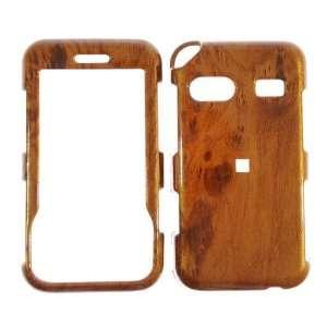Premium   Blackberry Storm 9500 / 9530 Light Wood Grain