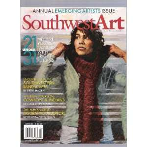 Southwest Art   Magazine   September 2007 Unknown Books