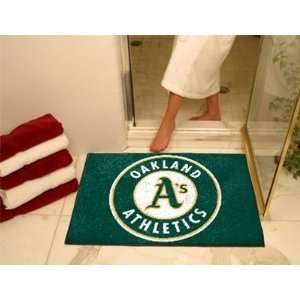 MLB Oakland Athletics   ALL STAR MAT (34x45)