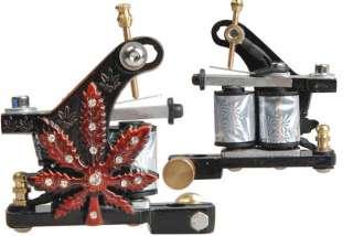Machines gun 54 color Inks Power supply needles set equipment MKD1
