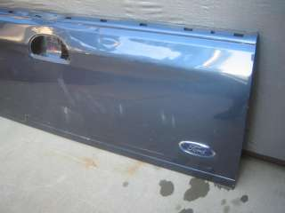 FORD F250 F350 SUPER DUTY TAILGATE REAR TAIL GATE OEM FACTORY 01 03 04