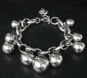 Tibet style tibetan silver beads BRACELET