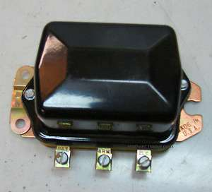 Case/IH Delco Voltage Regulator 1119000 1119003 121579C1