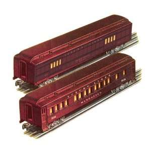 Williams by Bachmann Trains   Luxury Lines Train Set Toys & Games