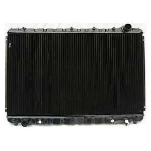 RADIATOR 3.0L ENGINE MODELS W/O FILLERNECK Automotive