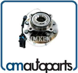 Chevy Pickup Truck 4WD 4x4 Front Wheel Hub & Bearing Assembly 515058