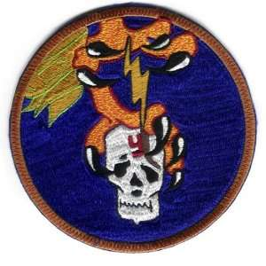 353rd Fighter Squadron 351st Fighter Group 4.8 Patch Office Products