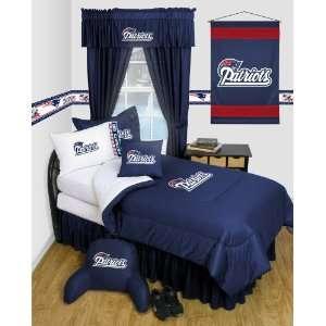 Best Quality Locker Room Comforter   New England Patriots