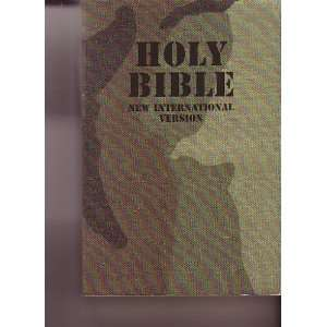The Holy Bible International Bible Society Books