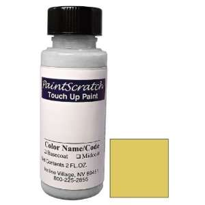 2 Oz. Bottle of Empire Yellow Touch Up Paint for 1971 Ford
