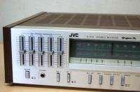Vintage JVC R S33 Super A Stereo Receiver Works 100%