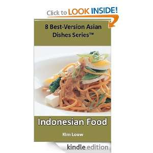 version Asian Dishes series Indonesian (Best Version Recipe Books