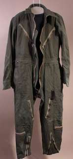 MENS VTG WWII AAF/ARMY AIR FORCES L 1 FLYING SUIT sz S