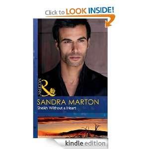 Sheikh Without a Heart (Mills & Boon Modern): Sandra Marton: