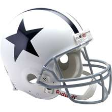 Riddell Dallas Cowboys Authentic ProLine Throwback Helmet 1960 1963