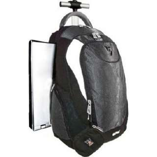 Accessories HEYS USA ePac05 Rolling Laptop Backpack Black Shoes