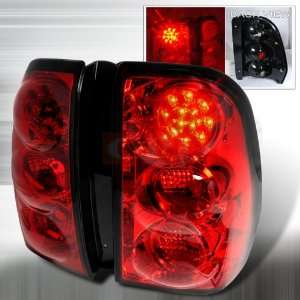 Chevrolet/ Chevy Chevy Trailblazer   Red Led Tail Lights