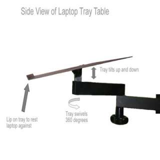 Laptop mount stand desk holder car truck RV ULM 65