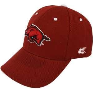 Arkansas Razorbacks Cardinal Youth Championship Hat