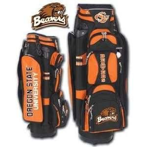College Licensed Golf Cart Bag   Oregon State