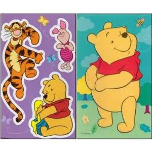 Friends   Peel and Stick   4 Window Clings   Decals