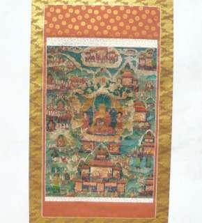 EDO Period Japanese Kannon Kwan Yin Amida Nyorai Buddhist Buddha