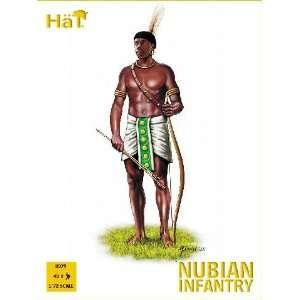 Nubian Infantry (48) 1 72 Hat Toys & Games