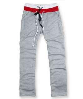 New Mens Casual Sports Spring Comfty Pants Trouser Slacks 3 Colors