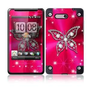 Wings Protective Skin Cover Decal Sticker for HTC HD Mini Cell Phone