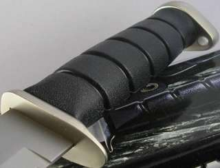 Survivor Tactile Defense Bowie Hunter Grip Handle Knife