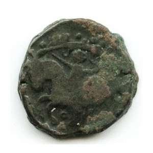 ANCIENT COIN HOUSE KHWARIZMSHAHS. ALAUDDIN MUHAMMAD. HORSEMAN. COIN.