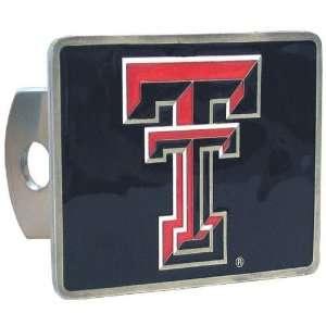 Texas Tech Raiders NCAA Logo Hitch Cover  Sports