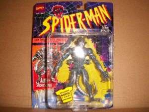 SPIDERSLAYER MARVEL COMICS ACTIION FIGURE 1994 TOY BIZ COLLECTIBLE NOC