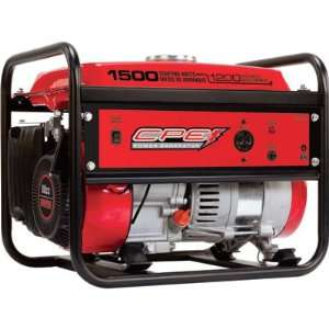 CPE Portable Generator   1500 Surge Watts, 1200 Rated Watts, CARB