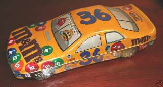 yellow Racing Team #36 TIN race car new