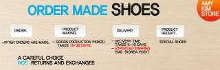 WE2) wedding shoes HAND MADE DESIGNER luxury style Platform heel