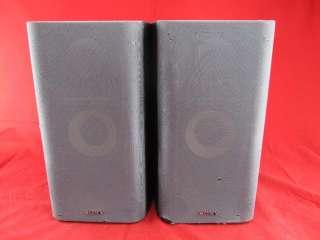 You are viewing 2 used Sony SS K10ED 120 Watt Bookshelf Speakers