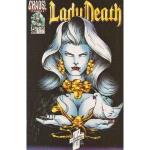 Lady Death: The Crucible: No. 5: Chaos!: Books
