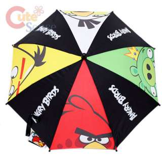 Rovio Angry Birds Umbrella Figure Handle 2